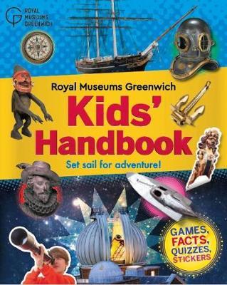 Royal Museums Greenwich Kids' Handbook