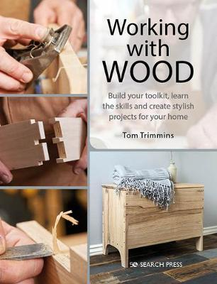 Working with Wood: Build Your Toolkit, Learn the Skills and Create Stylish Objects for Your Home