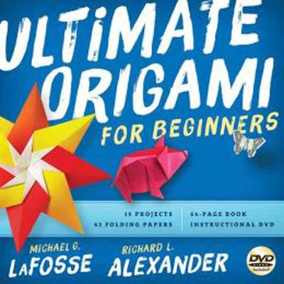 Ultimate Origami for Beginners: The perfect kit for beginners – Everything you need in this box