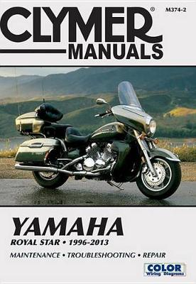 Clymer Yamaha Royal Star: 1996-2013