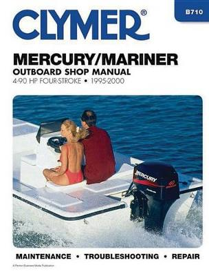 Mercury/Mariner 4-90Hp Carburetted 4-Stroke 95-06