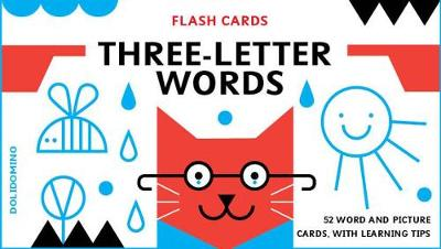 Bright Sparks Flash Cards: Three-letter Words