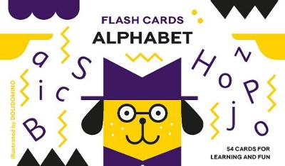 Bright Sparks Flash Cards: Alphabet