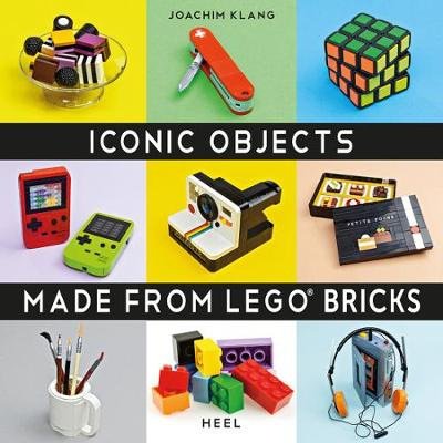 Iconic Objects Made From LEGO Bricks