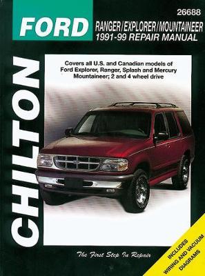 Ford Ranger/Explorer/Mountaineer (91 – 99)