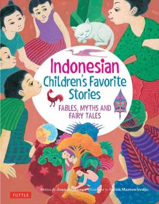 Indonesian Childrens Favourite Stories