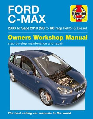 Ford C-Max 2003-2010 Repair Manual