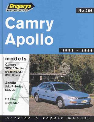 Toyota Camry Sdv10/Holden Apollo Jm, Jp (1993-96): Product Code 266