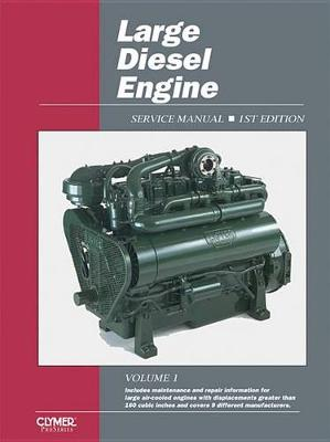 Large Diesel Engine Service