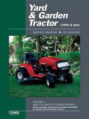 Yard & Garden Tractor Service
