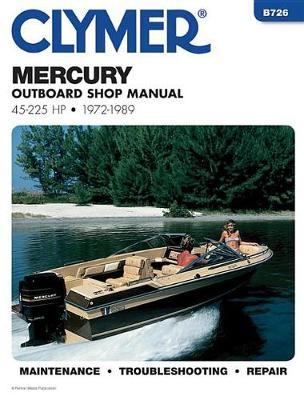 Mercury 45-255 Hp Ob 72-1989