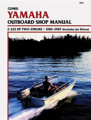 Yamaha 2-225 Hp 2-Stroke 84-89
