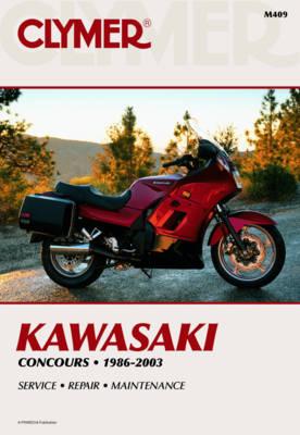Kawasaki ZG1000A18 Concours 86-04