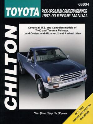 Toyota Pick-Ups/Land Cruiser/4Runner (97 – 00) (Chilton)