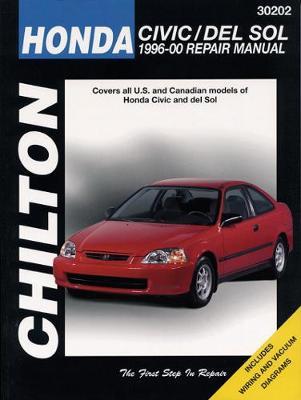 Honda Civic & Del Sol (96 – 00) (Chilton)