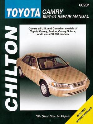 Toyota Camry (97 – 01) (Chilton)