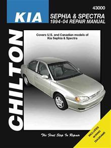 CH Kia Sephia & Spectra 1994-04