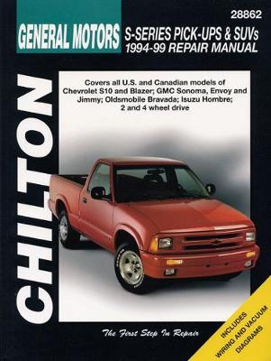 General Motors S-Series Pick Ups & SUVs (94 – 04) (Chilton)
