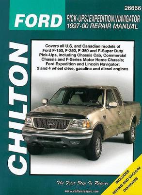 Ford Pick Ups, Expedition & Navigator (Chilton): 1997-14