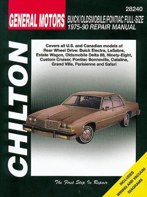 General Motors Full-Size Buick/Oldsmobile/Pontiac (75 – 90)