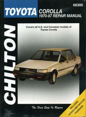 Toyota Corolla/Carina 1970-87