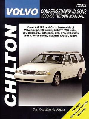 Volvo Coupes/Sedans/Wagons (90 – 98) (Chilton)