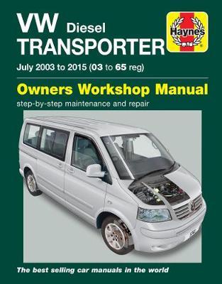 VW Transporter T5 2003-2015 Repair Manual