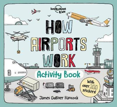 How Airports Work Activity Book [AU/UK] 1