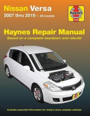 Nissan Versa (Tiida) 2007-2019 Repair Manual
