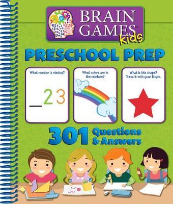 Brain Games for Kids Preschool Prep