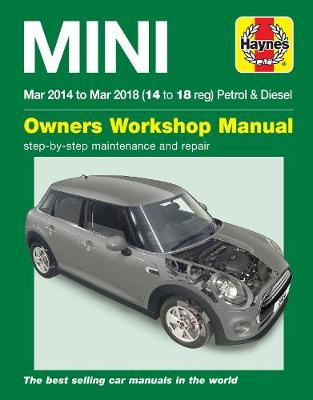 Mini 2014-2018 Repair Manual