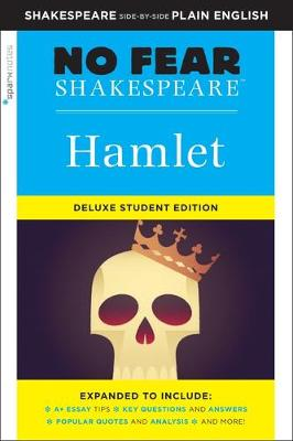 No Fear Shakespeare: Hamlet: Deluxe Student Edition
