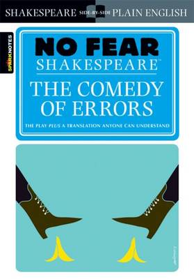 The Comedy of Errors (No Fear Shakespeare)