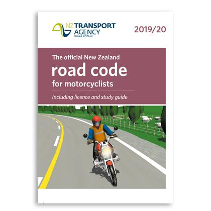 Motorcyclists Road Code 2019/20