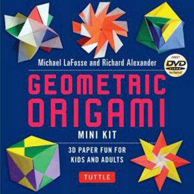 Geometric Origami Mini Kit: Folding Paper Fun for Kids and Adults!