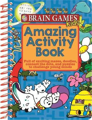 Brain Games Kids Mini Amazing Activity Book