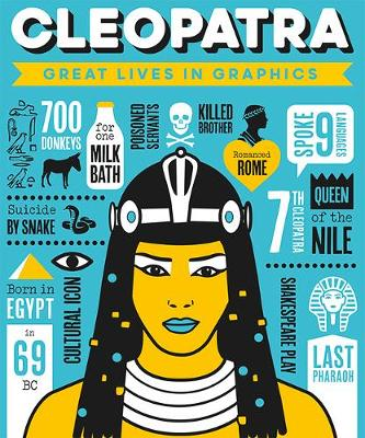 Great Lives in Graphics: Cleopatra