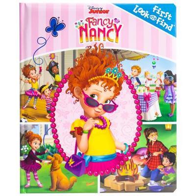 Fancy Nancy My First Look & Find