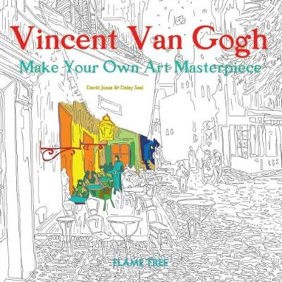 Vincent Van Gogh (Art Colouring Book): Make Your Own Art Masterpiece
