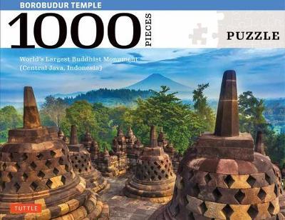 Borobudur Temple 1000 Piece Jigsaw Puzzle