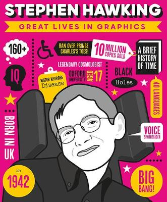 Great Lives in Graphics: Stephen Hawking