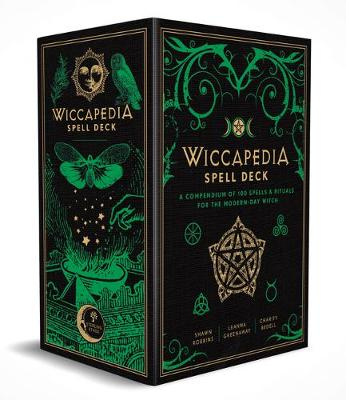 The Wiccapedia Spell Deck, Volume 9: A Compendium of 100 Spells and Rituals for the Modern-Day Witch