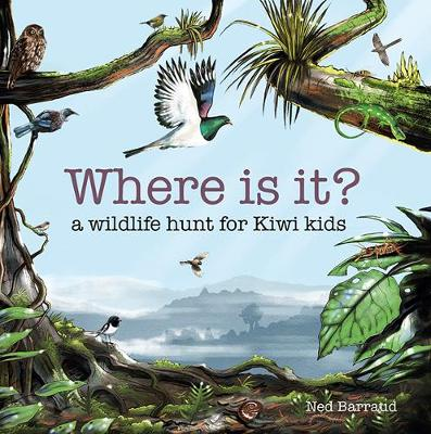 Where is it??: A wildlife hunt for kiwi kids