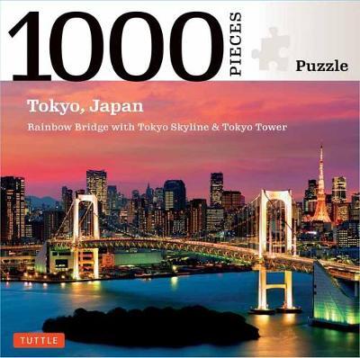 Tokyo Skyline 1000 Piece Jigsaw Puzzle