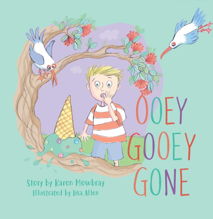 Ooey Gooey Gone