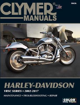 Clymer Harley-Davidson VRSC Series (2002-2017)