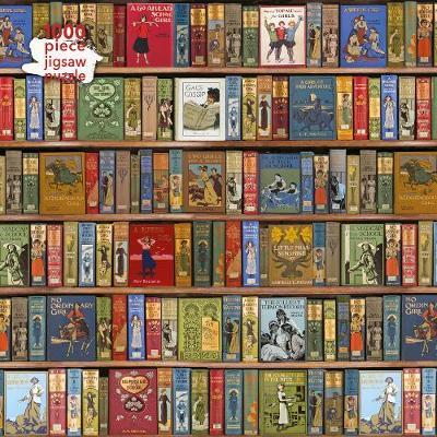 Bodleian Library High Jinks Bookshelves Jigsaw