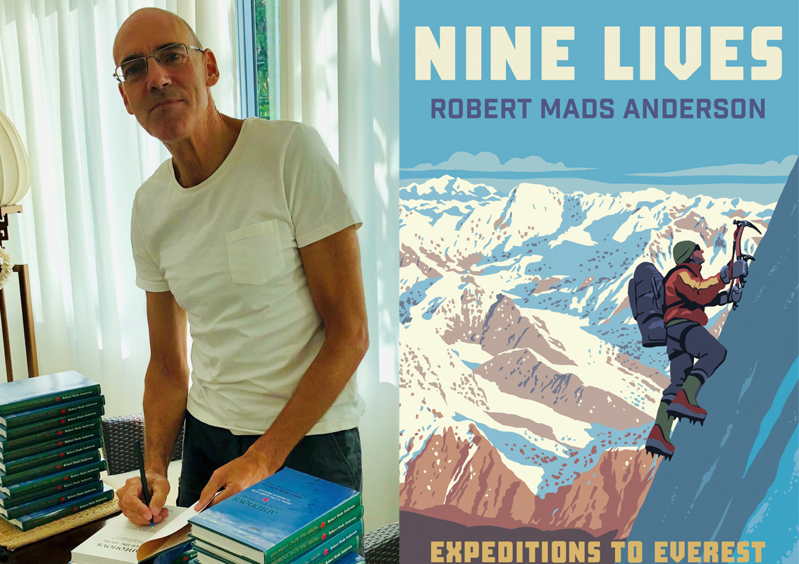 Nine Lives – Expeditions to Everest