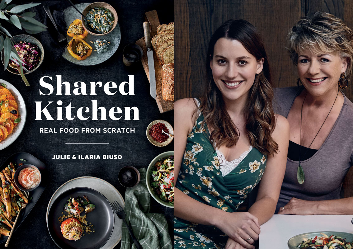 Julie and Ilaria Biuso launch Shared Kitchen