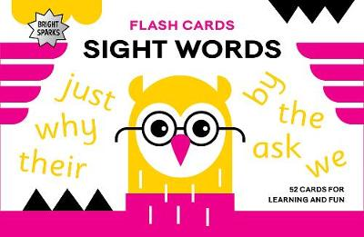 Bright Sparks Flash Cards – Sight Words